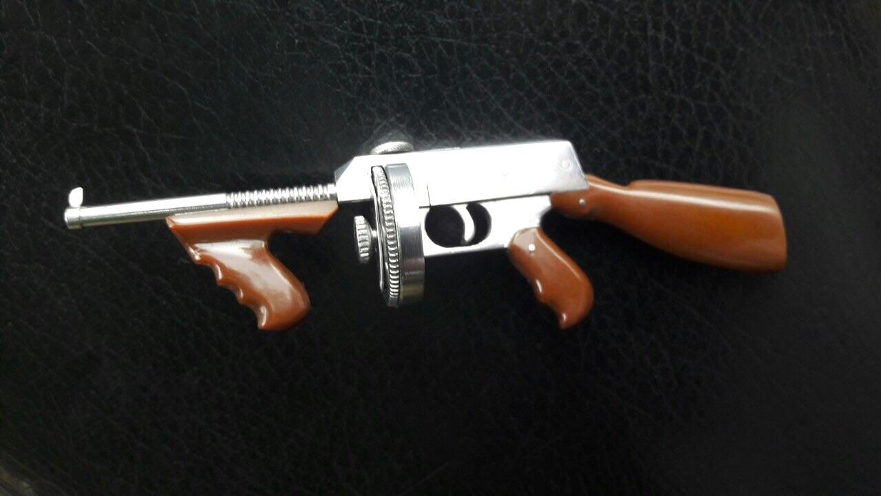 PRE ORDER: TOMMY GUN-8 Shot Rifle Bakelite Grips