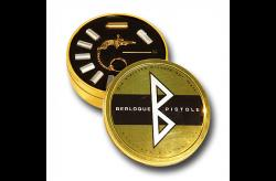 SOLD OUT-Berloque Flare Kit Gold-Plated Collectors Tin-PFGUSA