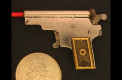Vintage Miniature Kolibri 2mm